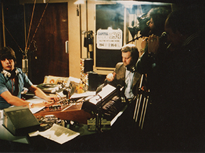 Roger in the Studio 3