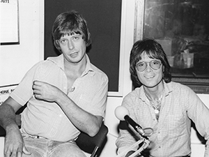 Roger Scott and Cliff Richard 2