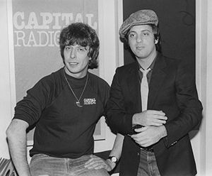 Roger Scott and Billy Joel