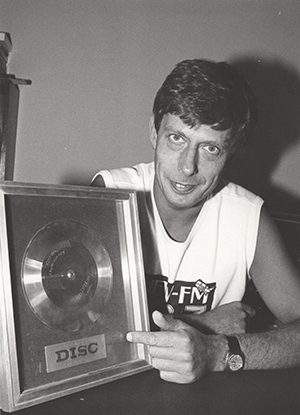 Roger Scott's Gold Disc